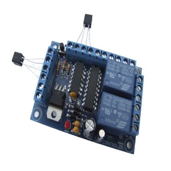 BLOCKSignalling SSM1 STATION STOP MODULE WITH INFRA-RED DETECTION